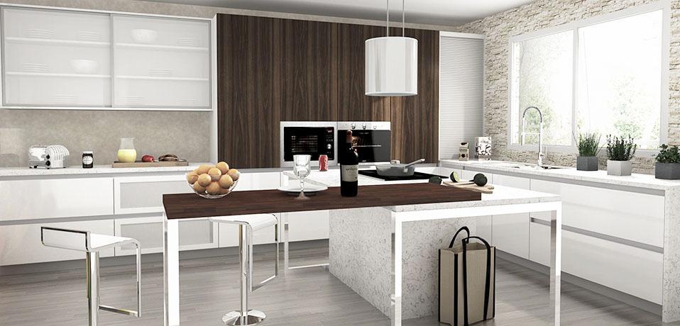 VirtualSpace3D - Software de diseño de interiorismo y gestión.
